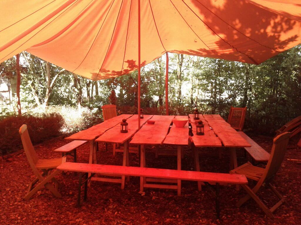 party tent verhuur